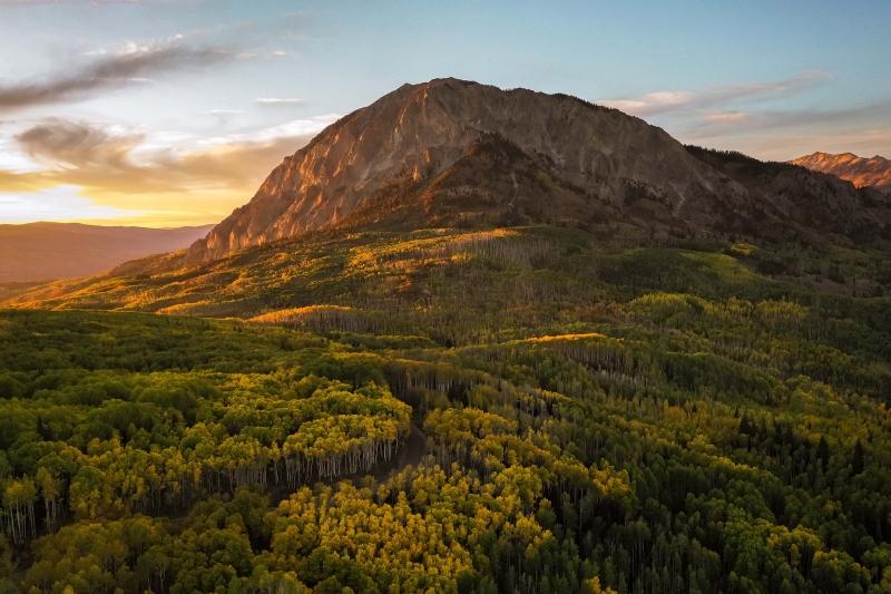 Marcellinus Mountain
