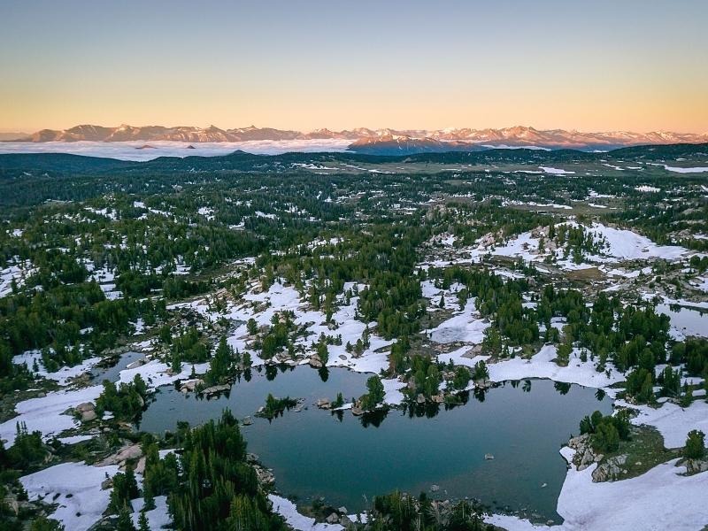 Beartooth Sunrise