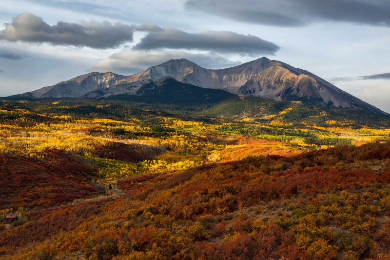 Soft Light on Sopris
